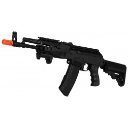 APS ASK209 Tactical PMC AK-74 Airsoft AEG Rifle - BLACK