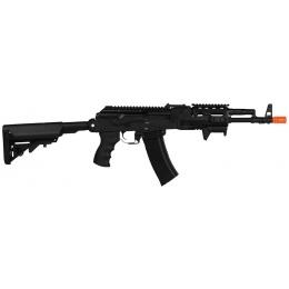 APS ASK209 Tactical PMC AK-74 Airsoft AEG Rifle - BLACK