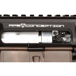 APS M4 Guardian ASR-110D Electric Blowback EBB Airsoft AEG Rifle - TAN