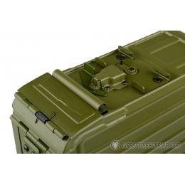 430 FPS A&K PKM HMG Russian Airsoft Metal AEG Squad Machine Gun