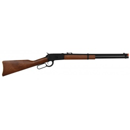 A&K M1892 Lever Action Airsoft Gas Sniper Rifle - IMITATION WOOD
