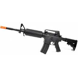 330 FPS CYMA M4A1 Carbine CM203 LPEG AEG Airsoft Rifle - BLACK