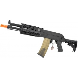 CYMA AK-104 PMC X-Gen Series AK74 RAS Airsoft AEG Rifle - BLACK