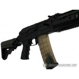 CYMA AKCR X-Gen Series AK74 RAS Airsoft AEG Rifle - BLACK