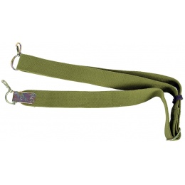 CYMA Dual 2-Point AK Style C61 Airsoft Rifle Sling - OD GREEN