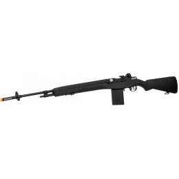 400 FPS CYMA M14 VPower CM032 Airsoft AEG Rifle - TEXTURED BLACK