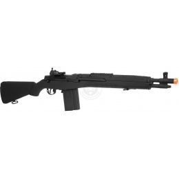 400 FPS CYMA M14 SOCOM VPower CM032A Airsoft AEG Rifle - BLACK