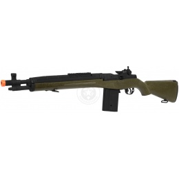 400 FPS CYMA M14 SOCOM VPower CM032A Airsoft AEG Rifle - OD GREEN