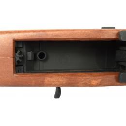 400 FPS CYMA M14 SOCOM VPower CM032A Airsoft AEG Rifle - FAUX WOOD