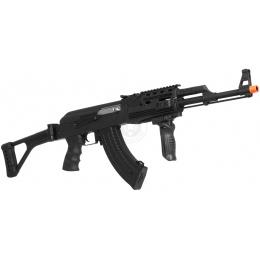 420 FPS CYMA AK47 TSF RIS CM028U VPower Series Airsoft AEG Rifle