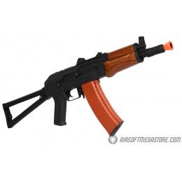 410 FPS CYMA AK-74UN VPower CM035 Airsoft AEG Rifle - FAUX WOOD