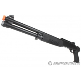 AY M3 RIS Multi-Shot Triple Burst Full Length Airsoft Shotgun