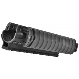 CYMA C52 MP5 Full Metal Handguard Rail System RIS w/ Outer Barrel
