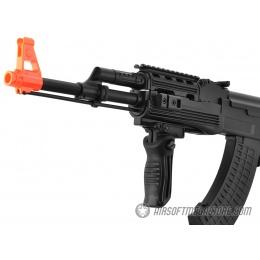 CYMA CM522U AK47 Tactical RIS Airsoft AEG Rifle w/ Folding Stock