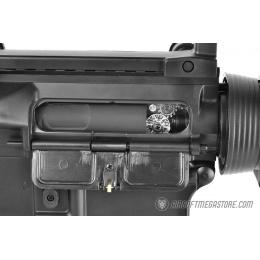 DBoys M733 Metal Gearbox Polymer Airsoft M4 CQB FPS AEG Rifle - BLACK