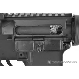 DBoys M4 RIS Metal Gearbox MK18 CQB FPS Airsoft AEG Rifle - BLACK