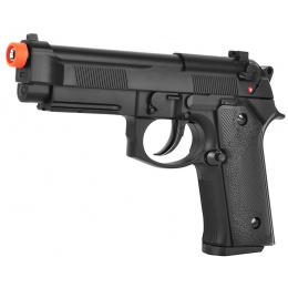 STTI M9-A1 Gas Non-Blowback Airsoft Pistol w/ Accessory Rail - BLACK