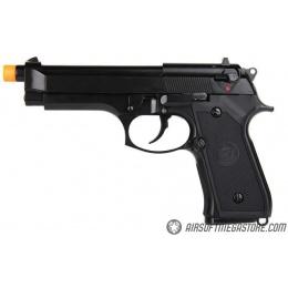 WE Tech Full Metal M92 GBB Gas Blowback Pistol - BLACK