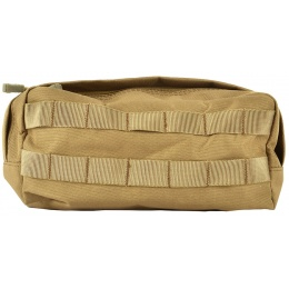 Airsoft Megastore Armory 600D MOLLE Large Utility Pouch - TAN