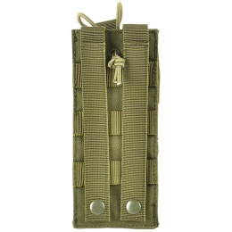 Airsoft Megastore Armory 600D MOLLE Large Tactical Radio Pouch - OD