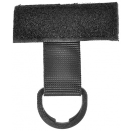 Airsoft Megastore Armory MOLLE Tactical T-Ring Adapter - BLACK
