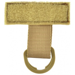 Airsoft Megastore Armory MOLLE Tactical T-Ring Adapter - TAN