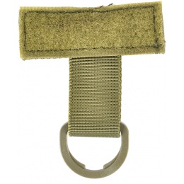 Airsoft Megastore Armory MOLLE Tactical T-Ring Adapter - OD GREEN