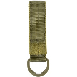 Airsoft Megastore Armory Tactical MOLLE D-Ring MOD Strap - OD