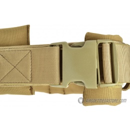 Airsoft Megastore Armory 600D Duty Belt w/ Padded Liner - TAN