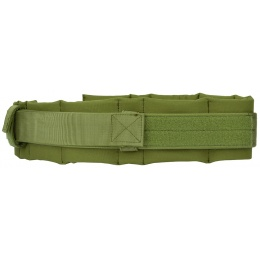 Airsoft Megastore Armory 600D Duty Belt w/ Padded Liner - OD GREEN