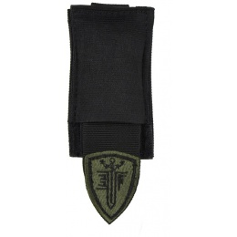 Elite Force Airsoft Kill Rag System Pouch w/ MOLLE Strap