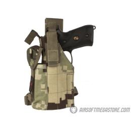 LBX Tactical Left Handed Universal Drop Leg Holster - PROJECT HONOR