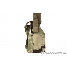 LBX Tactical Left Handed Universal Drop Leg Holster - PROJECT HONOR