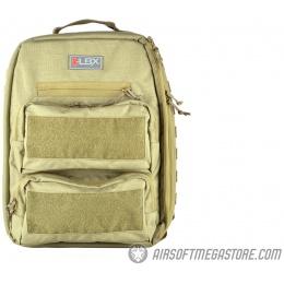 LBX Tactical 1000D Nylon Transporter Backpack - TAN