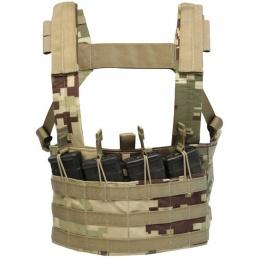 LBX Tactical MOLLE Assault Harness - PROJECT HONOR CAMO