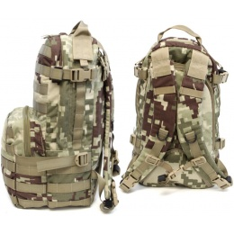 LBX Tactical MOLLE Light Strike Backpack - PROJECT HONOR CAMO