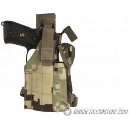LBX Tactical Right Handed Universal Drop Leg Holster - PROJECT HONOR