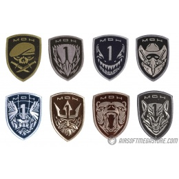 LBX Tactical Medal of Honor (MoH) Full Patch Collection