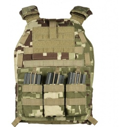 LBX Tactical MOLLE Speed Draw Tactical Vest - PROJECT HONOR CAMO