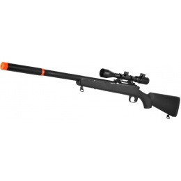 JG BAR-10 G-Spec Bolt Action Airsoft Sniper Rifle w/ 3-9x40 Scope