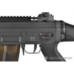JG Works SEALS SG 552 CQB Commando Airsoft AEG Rifle w/ RIS