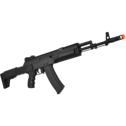 WellFire D12 Tactical AK-12 Airsoft Rifle - Polymer Gearbox AEG