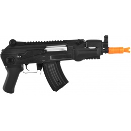 Golden Eagle AK47 CQB RIS Beta Shorty Spetsnaz Airsoft AEG Rifle