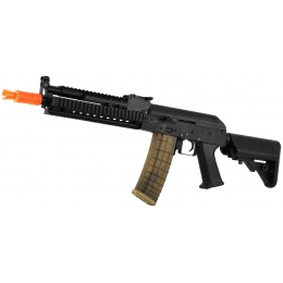 Golden Eagle Metal Beta AK AEG Airsoft Gun w/ Crane Stock - BLACK