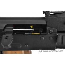 Golden Eagle Metal Beta AK AEG Airsoft Gun w/ Crane Stock - BLACK