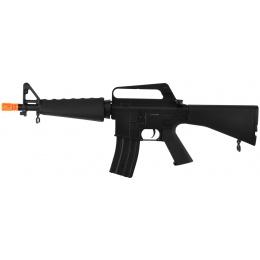 Golden Eagle Vietnam Era M4 Airsoft AEG Carbine w/ Adjustable Stock