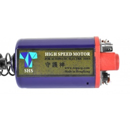 SHS PPS Airsoft AEG High Speed Short Type Version 3 Motor