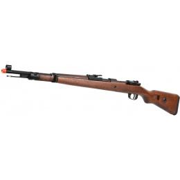 Red Fire PPS Karabiner Kar98K Airsoft Gas Sniper Rifle - Real Wood