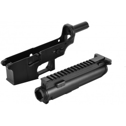 Golden Eagle Airsoft Full Metal M4 AEG Upper / Lower Receiver Set