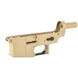 Golden Eagle M-147 Polymer M4 / M16 Airsoft Lower Receiver - TAN